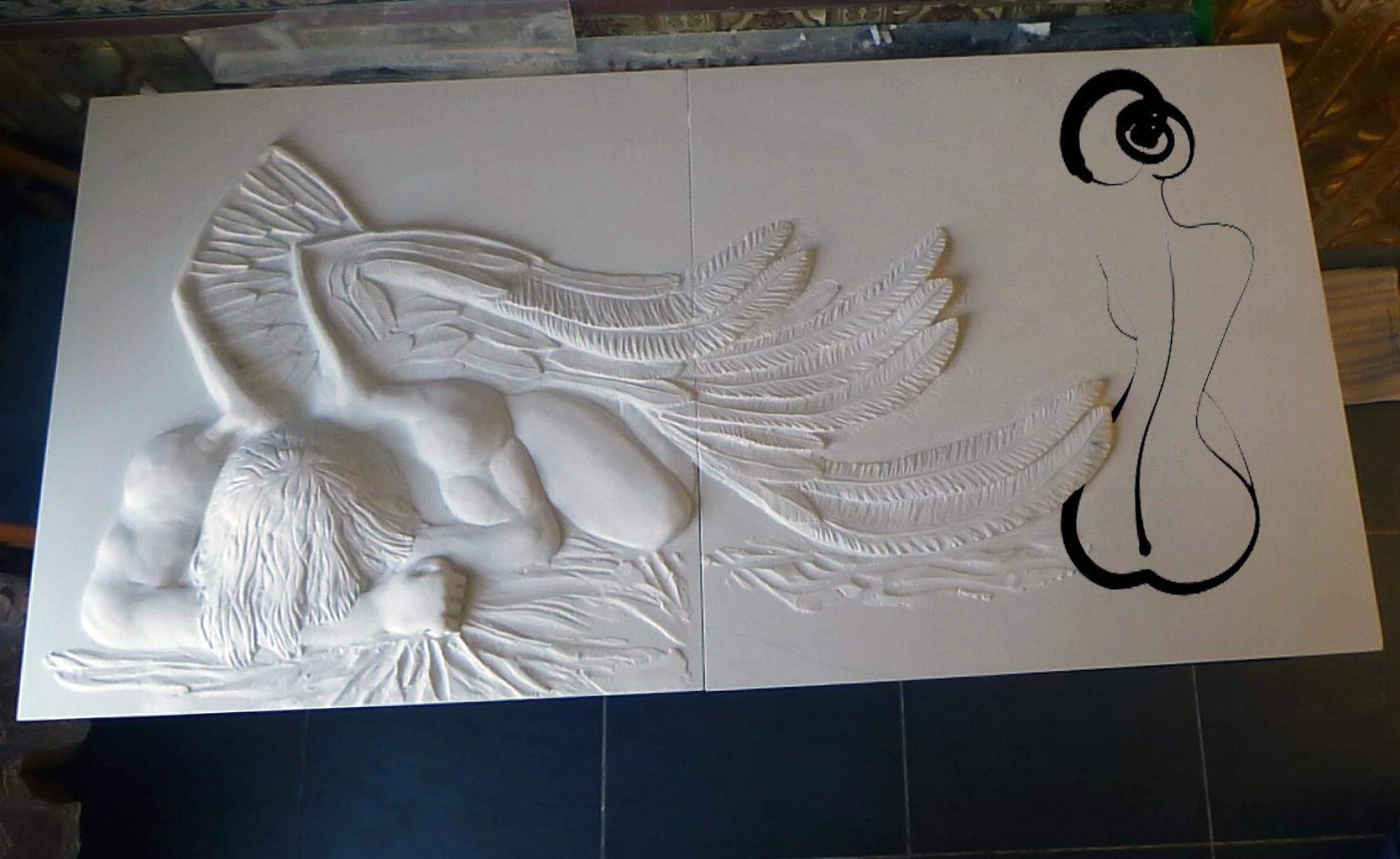 магазине икеа панно ангелы фото телеведущие оказались